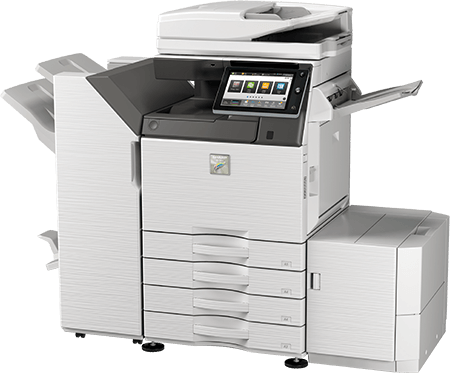 Sharp MX-3071 color copier
